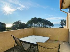 Seascape Resort Studio Condo with Ocean View
