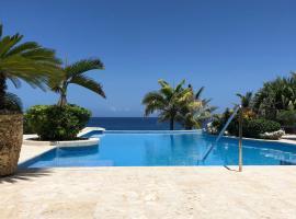 Spectacular Beachfront Villa