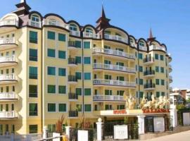 Apartment Taliana Beach Residence
