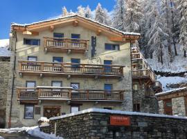 Chalet Hotel Du Fornet, Val d'Isère