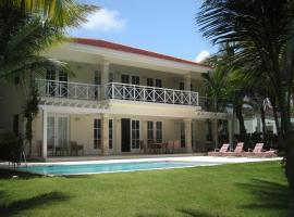Villa dans Resort Tortuga Bay sur La Cana Golf
