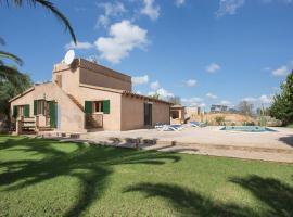 Santanyi Villa Sleeps 4 Pool Air Con WiFi