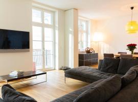 Apartment Sophienterrasse