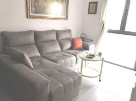 apartment with 2 bedrooms in sevilla, with wonderful city view, balcony and wifi