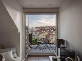 Romantic Gem with 2 Terraces in Alcântara