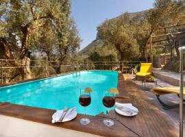 Colli di Fontanelle Villa Sleeps 4 Pool Air Con