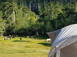 Camping de Montaña Rumiñañe
