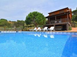 Tordera Villa Sleeps 6 Pool