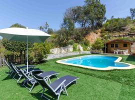 Montbarbat Villa Sleeps 6 Pool