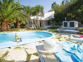 Scopello Villa Sleeps 6 Pool Air Con WiFi