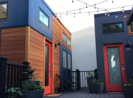 Weidler Tiny House
