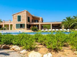 s'Alqueria Blanca Villa Sleeps 10 Pool Air Con WiFi