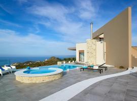Lygaria Villa Sleeps 11 Pool Air Con WiFi