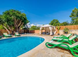 Cala Mesquida Villa Sleeps 5 Pool Air Con WiFi