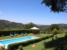 Civitella in Val di Chiana Villa Sleeps 9 Pool WiFi
