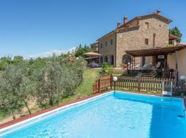 Civitella in Val di Chiana Villa Sleeps 10 Pool