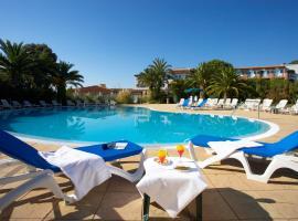 Hôtel Soleil de Saint-Tropez