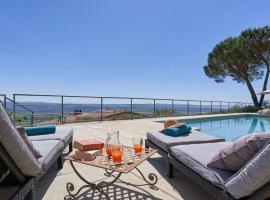 Campiglia Marittima Villa Sleeps 14 Pool WiFi