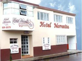 Hotel Morenita, Ciudad Hidalgo