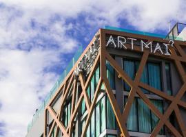 Art Mai Gallery Nimman Hotel Chiang Mai by Compass Hospitality