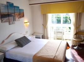 Hotel Alda Santa Cristina.
