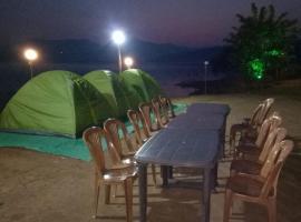 Pawna lake side camping @ pawna dam