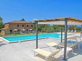Castiglione del Lago Apartment Sleeps 10 Pool WiFi