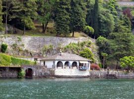 Pognana Lario Villa Sleeps 8 Pool
