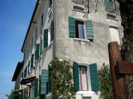 B&B Casa Cervade, Fontanelle (Gaiarine yakınında)