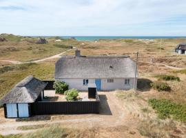 Stort familiehus i klitterne ved Gl. Skagen - 020429