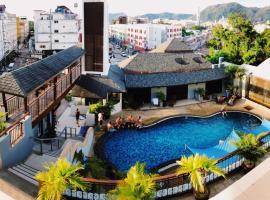 Bodega Phuket Party Resort