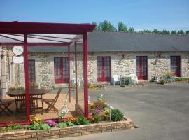 Le Relais de Beaucemaine, Ploufragan (рядом с городом Saint-Donan)