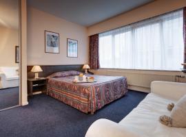 Hotel Beau Site, Brussels