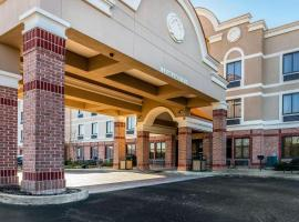Comfort Inn & Suites Airport-American Way Memphis