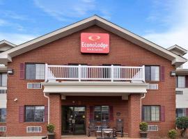 Econo Lodge Inn Suites Shelbyville