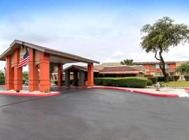Quality Inn & Suites I-35 near AT&T Center
