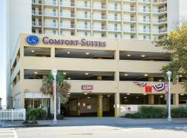Comfort Suites Beachfront