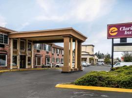 Enjoy Breakfast At Hotels Near University Of Puget Sound Clarion Inn Jblm
