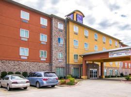 Enjoy Breakfast At Hotels Near Louisiana Boardwalk Sleep Inn Suites