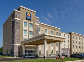 Comfort Inn Suites Harrisburg Airport Hershey South
