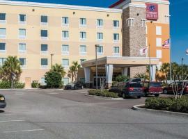Comfort Suites Tampa Fairgrounds - Casino