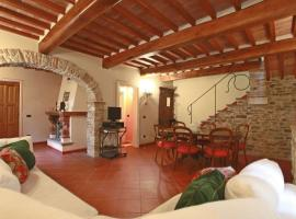 Stazzema Villa Sleeps 5 WiFi