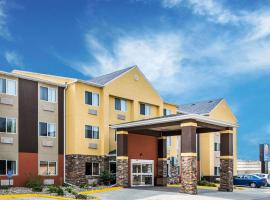 Comfort Inn & Suites Waterloo – Cedar Falls