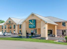 The 6 best hotels near Bloomington Monroe County Convention