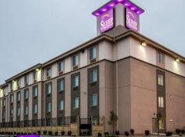 Sleep Inn & Suites And Conference Center Downtown