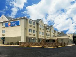 Comfort Inn & Suites Crystal Inn Sportsplex Gulfport