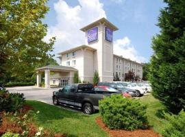 Sleep Inn Raleigh Durham Airport