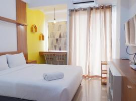 Brand New Studio Room The Nest Apartment By Travelio