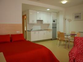 Apartamentos Turísticos Real Alfoli, Эль-Бурго-де-Осма (рядом с городом Ла-Раса)