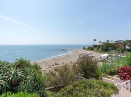 chaparral: villa on the beach front line